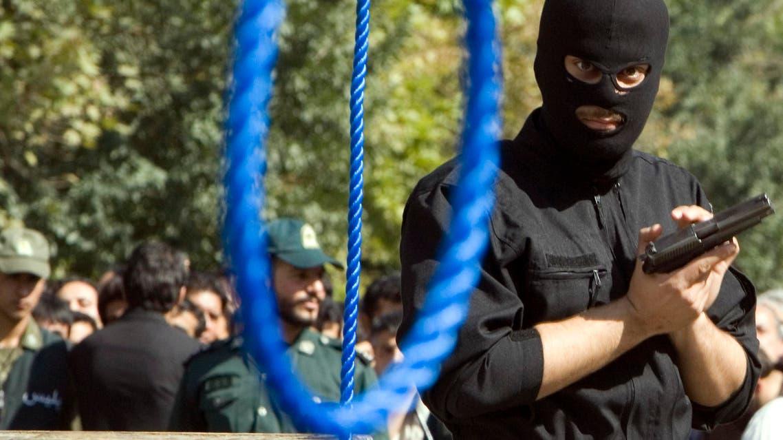 Iran reuters execution file