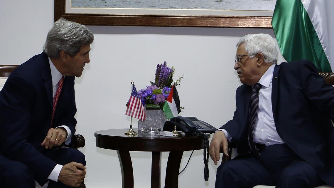 AFP Kerry Abbas