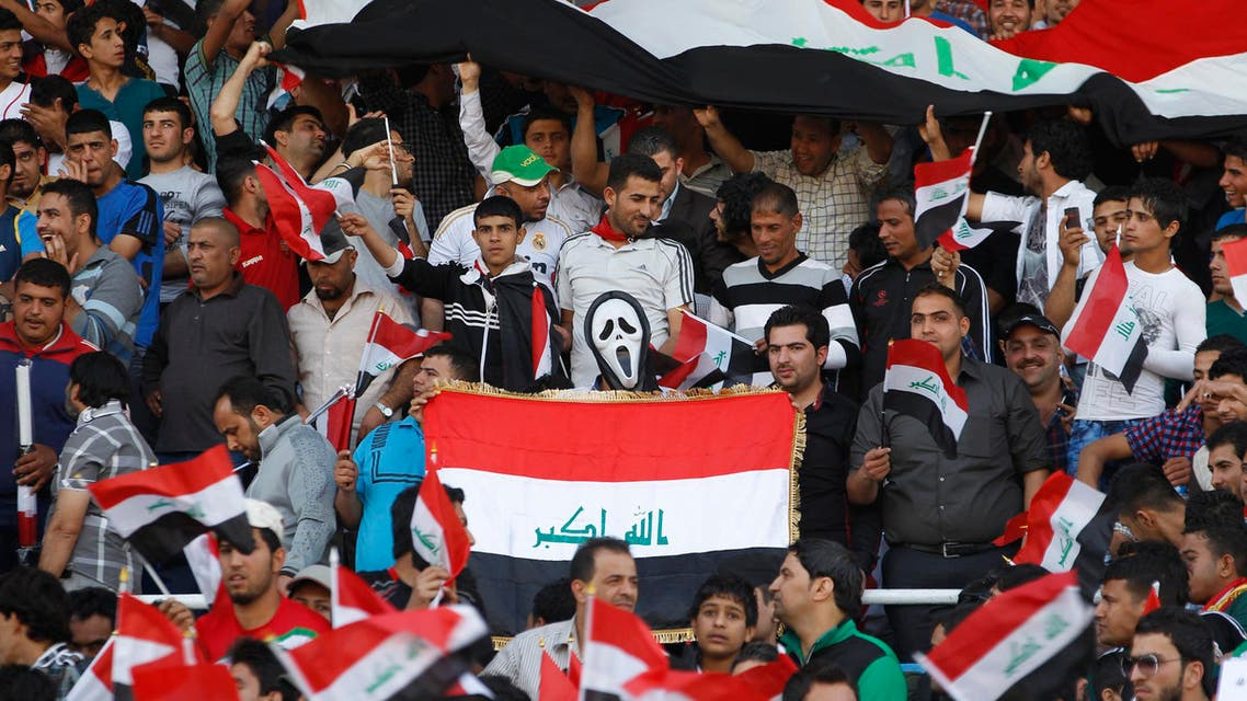Football in Iraq