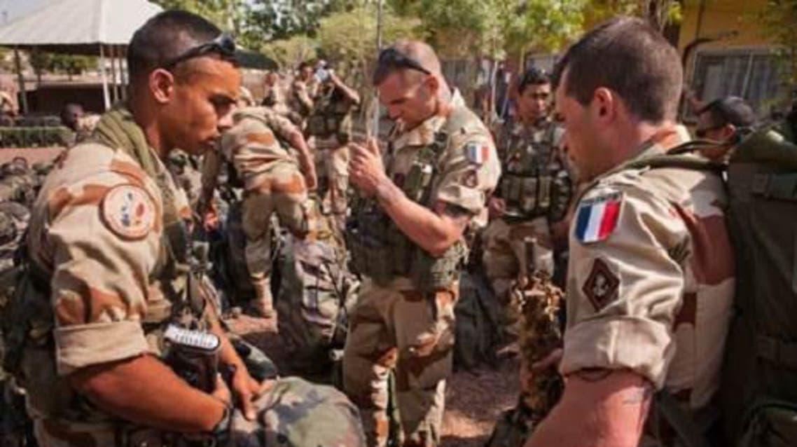 جنود فرنسيون