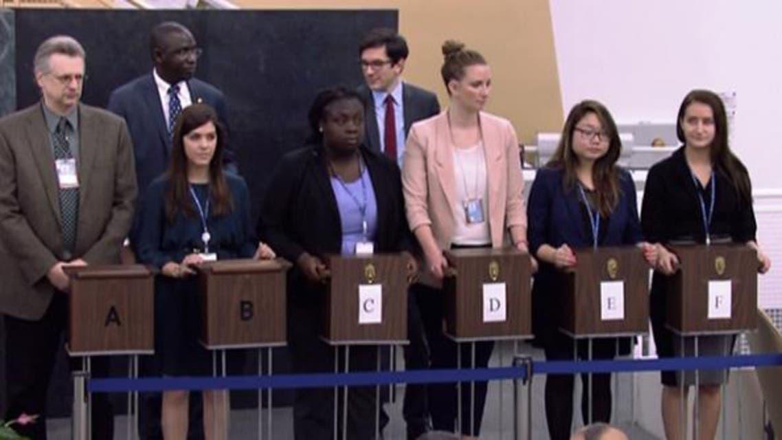التصويت على اختيار الأردن عضوا غير دائم في مجلس الأمن
