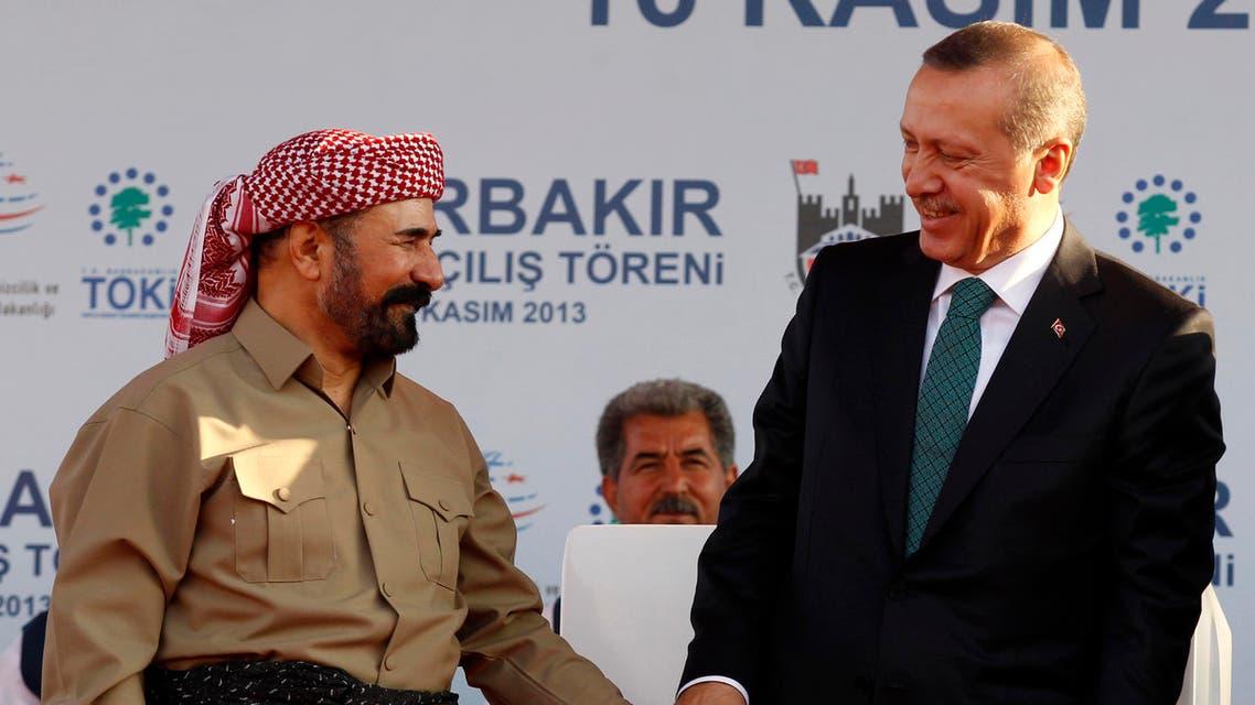 Prime Minister Recep Tayyip Erdogan Reuters kurdistan