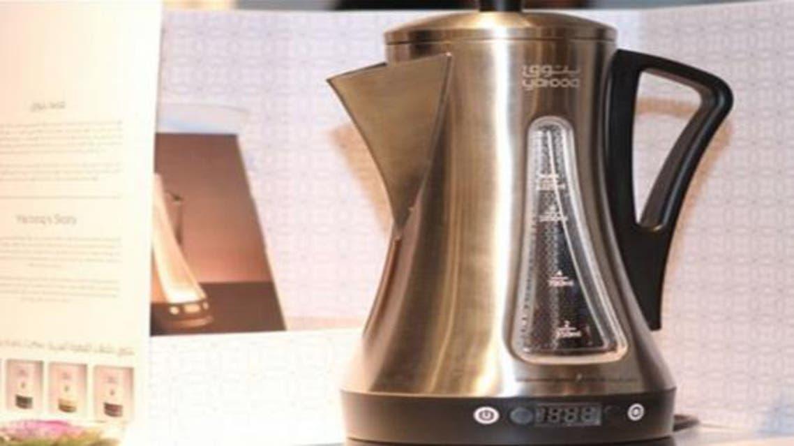 ماكينة القهوة العربية