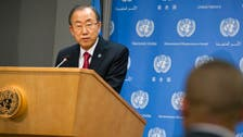 U.N. chief: Syrian govt, opposition to receive Geneva II invites