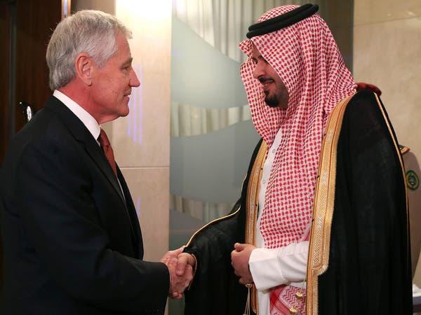 هيغل: العلاقة بين الرياض وواشنطن استراتيجية وعميقة