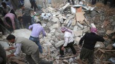 Aid groups urge protection of Syrian medical facilities