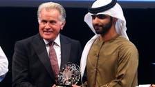 Global stars shine at Dubai film festival