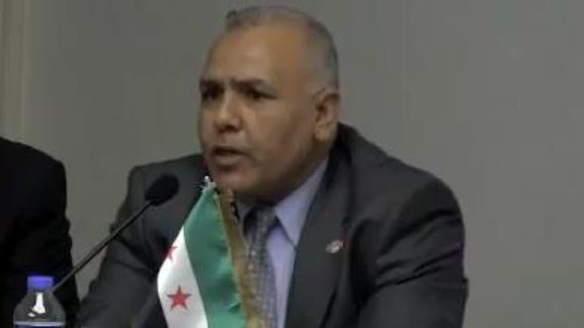 رئيس المكتب الصحي في المجلس الوطني، الدكتور مصطفى الحاج حامد
