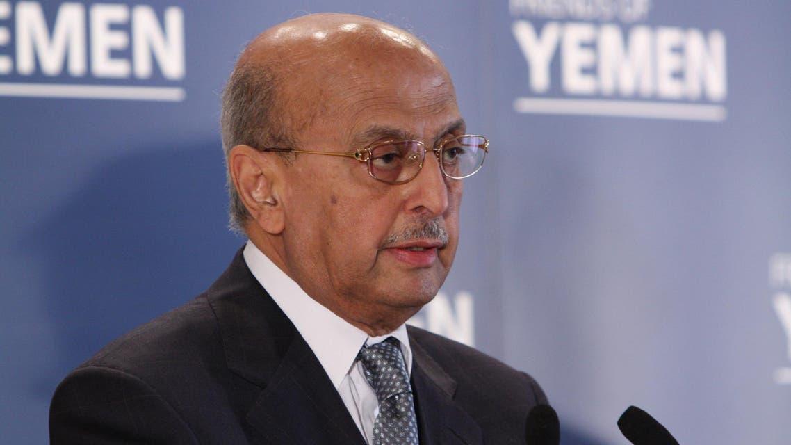 وزير الخارجية اليمني الدكتور أبو بكر القربي