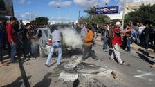 One killed in Libya cemetery blast