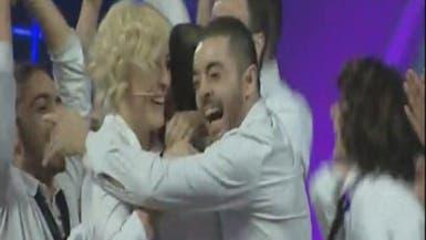 فرقة sima السورية تتوج بلقب Arabs Got Talent