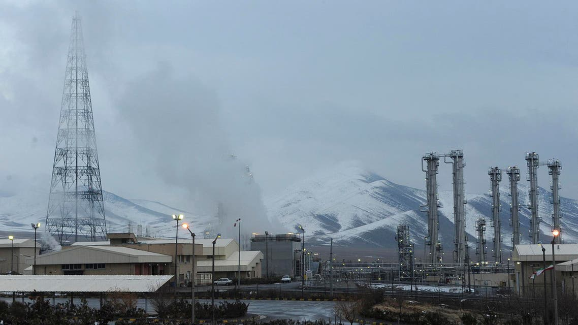 A general view of the Arak heavy-water project, 190 km (120 miles) southwest of Tehran January 15, 2011. reuters