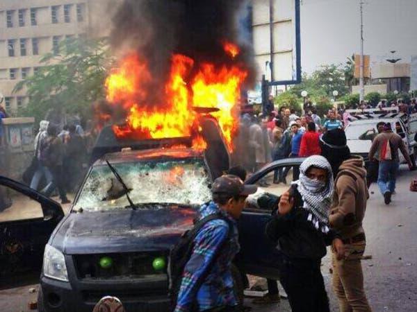 الأمن يفرق تظاهرات للإخوان في جامعتي المنصورة والقاهرة