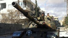 Fierce clashes in key Syria border town