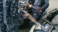 In Yemen, police use Kalashnikovs to jump start cars