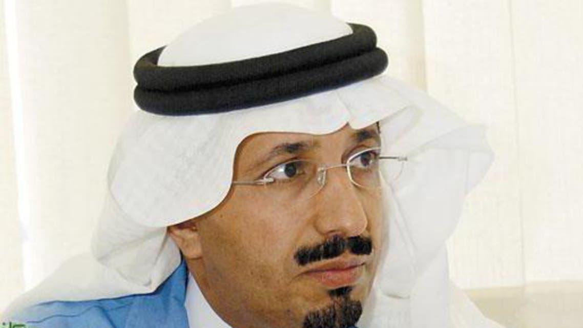 محافظ مؤسسة التدريب التقني والمهني بالسعودية الدكتور علي الغفيص