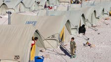 Storm threatens Syria refugees in Lebanon