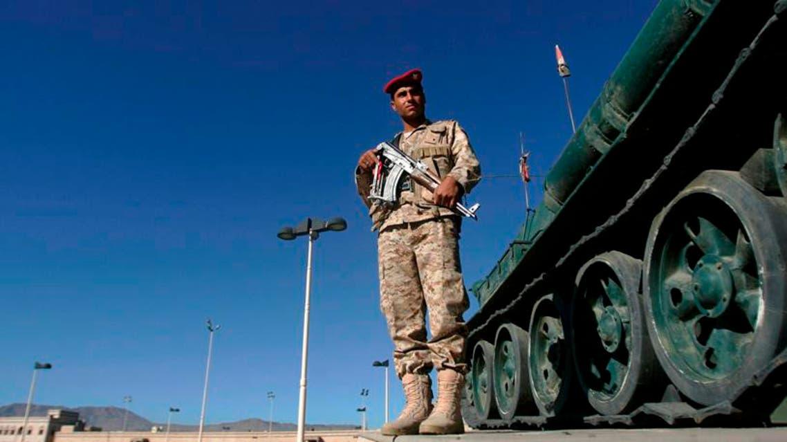 Mass military funeral in Yemen