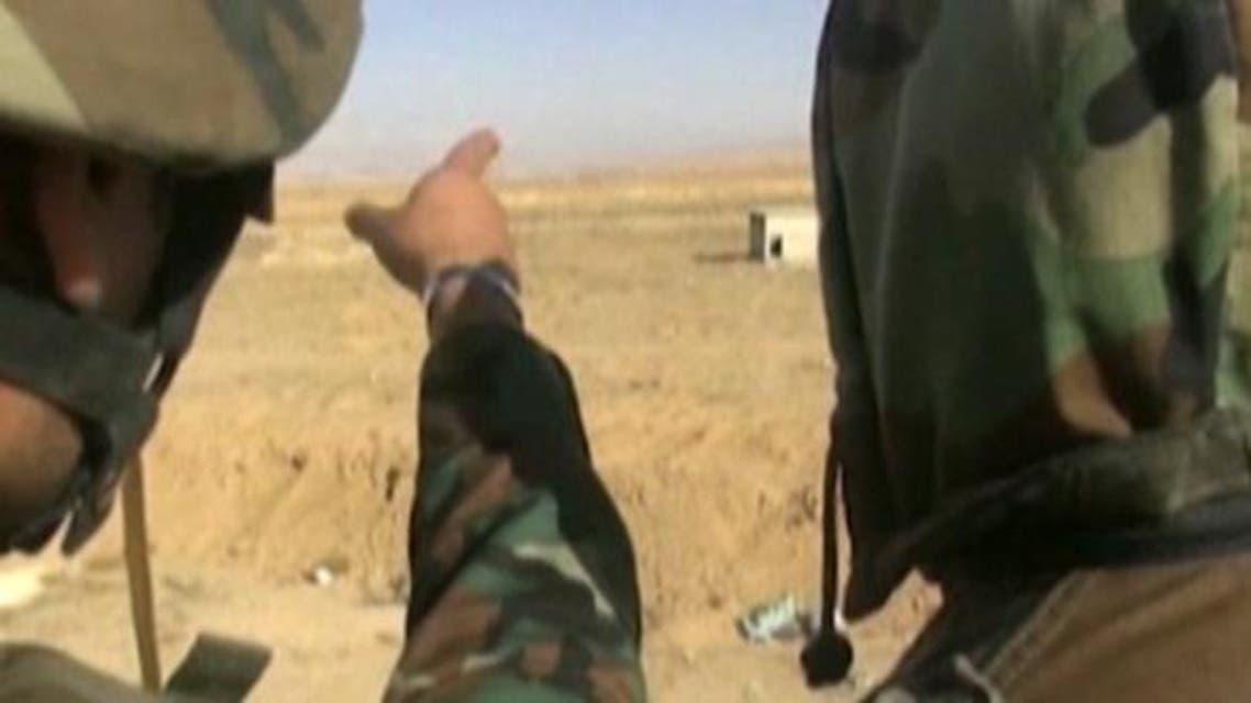 الجيش السوري في القلمون