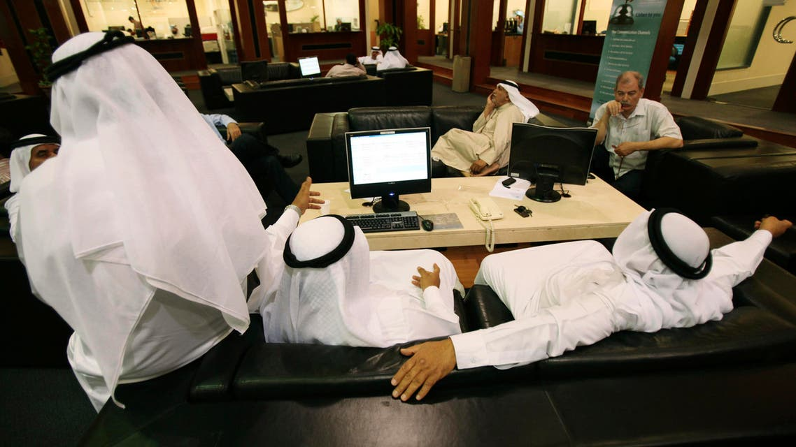 Reuters Dubai businessman