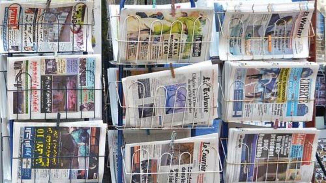 صحف جزائرية