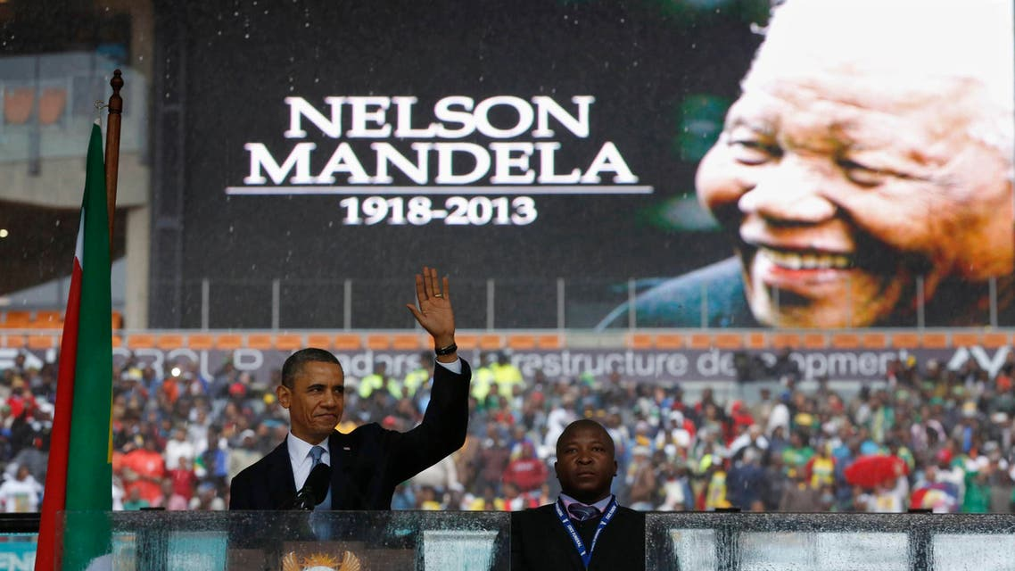 Mandela's memorial brings world leaders together