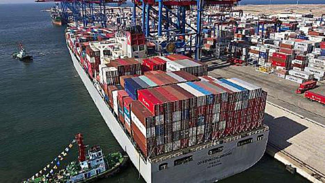 ميناء مصري على البحر الأحمر