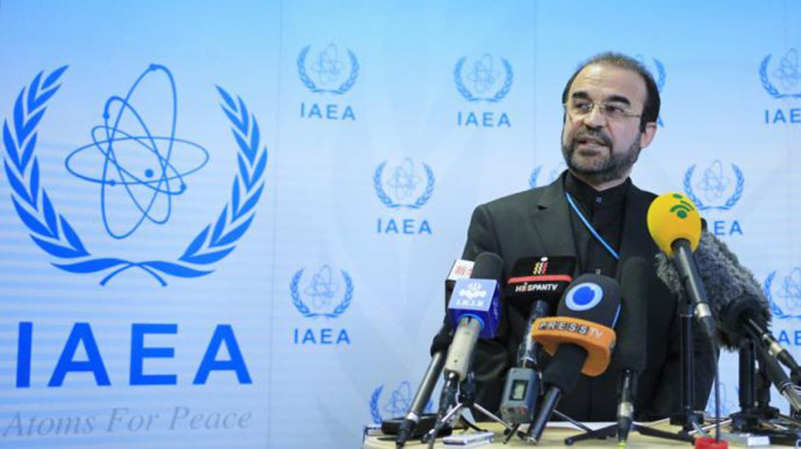 مندوب إيران في هيئة الطاقة رضا نجفي