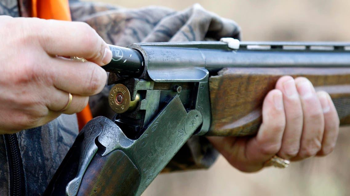gunman media reuters