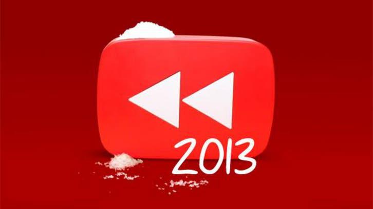 يوتيوب يكشف عن أكثر مقاطع الفيديو رواجاً في 2013
