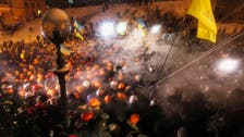 Ukraine protesters defy police, leaders reject talks with president
