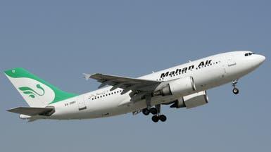 اعتراض طائرة ركاب إيرانية فوق سوريا.. وسقوط جرحى
