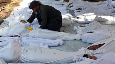 أكثر من 130 ألف قتيل خلال 3 سنوات من النزاع السوري