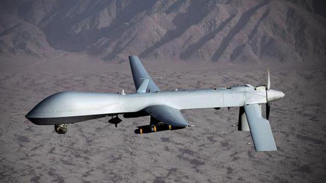 طائرة بدون طيار في اليمن