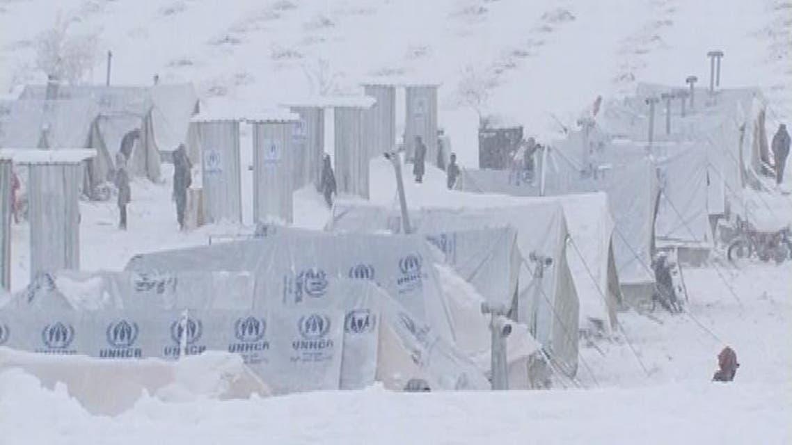 THUMBNAIL_ مقتل 9 أطفال سوريين من البرد في مناطق سيطرة المعارضة
