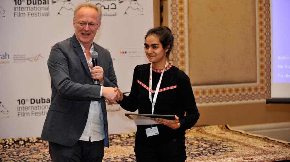 دبي السينمائي يحتفي بجيل الإعلاميين الصاعد