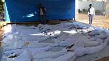 UN: chemical arms used 5 times in Syria