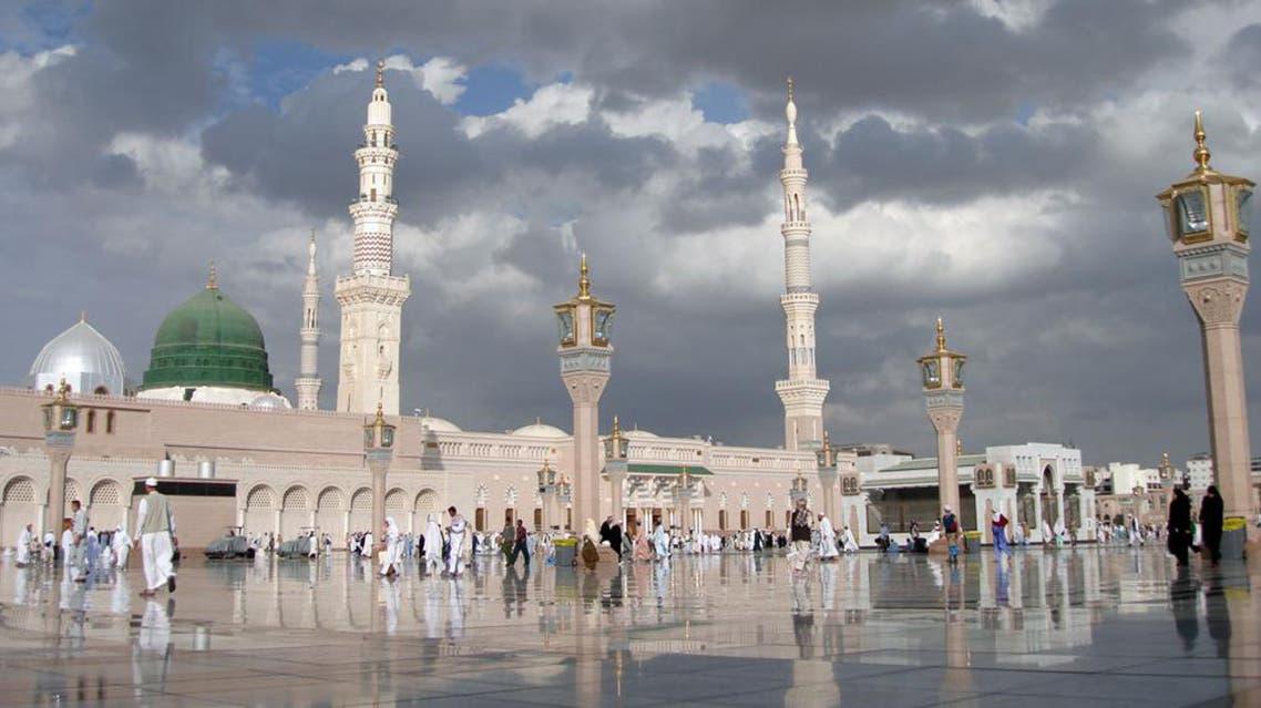 المسجد النبوي - المدينة المنورة