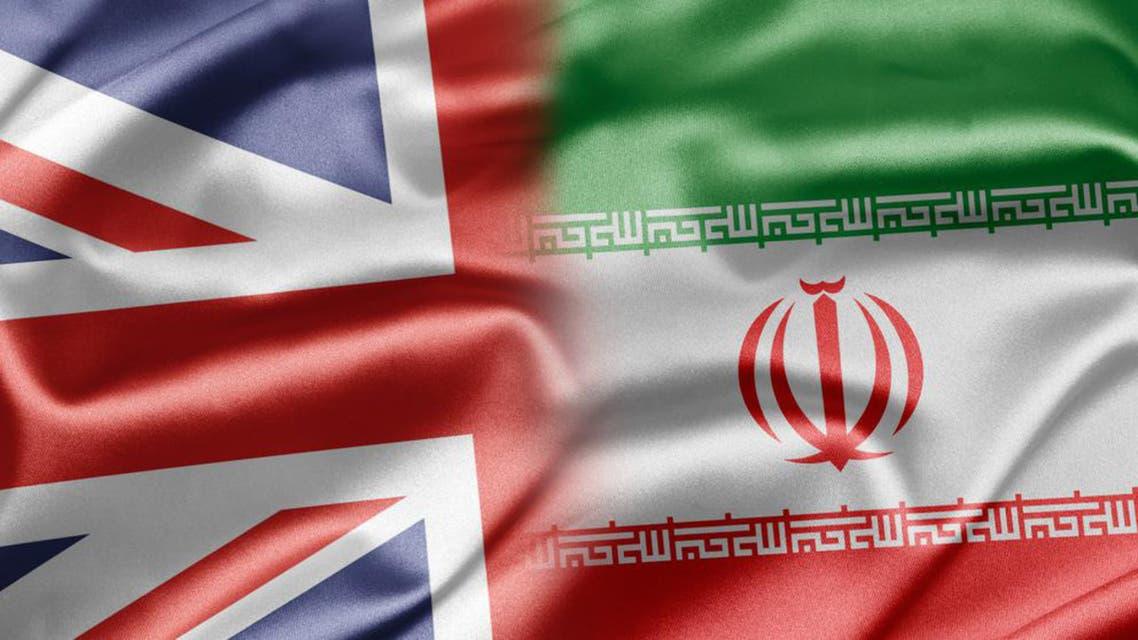 Shutterstock iran britain