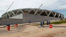 Worker dies at World Cup stadium construction site