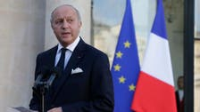 France: Syria opposition in 'serious difficulty'