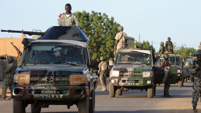 متمردون في شمال مالي