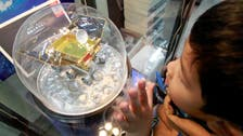 China's 'Jade Rabbit' lands on moon
