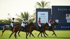 UAE team victorious at ladies polo tournament