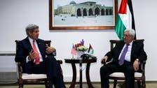 Kerry 'encouraged' by progress in Mideast peace talks