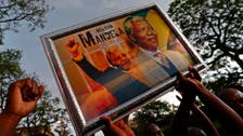 World bids farewell to Nelson Mandela