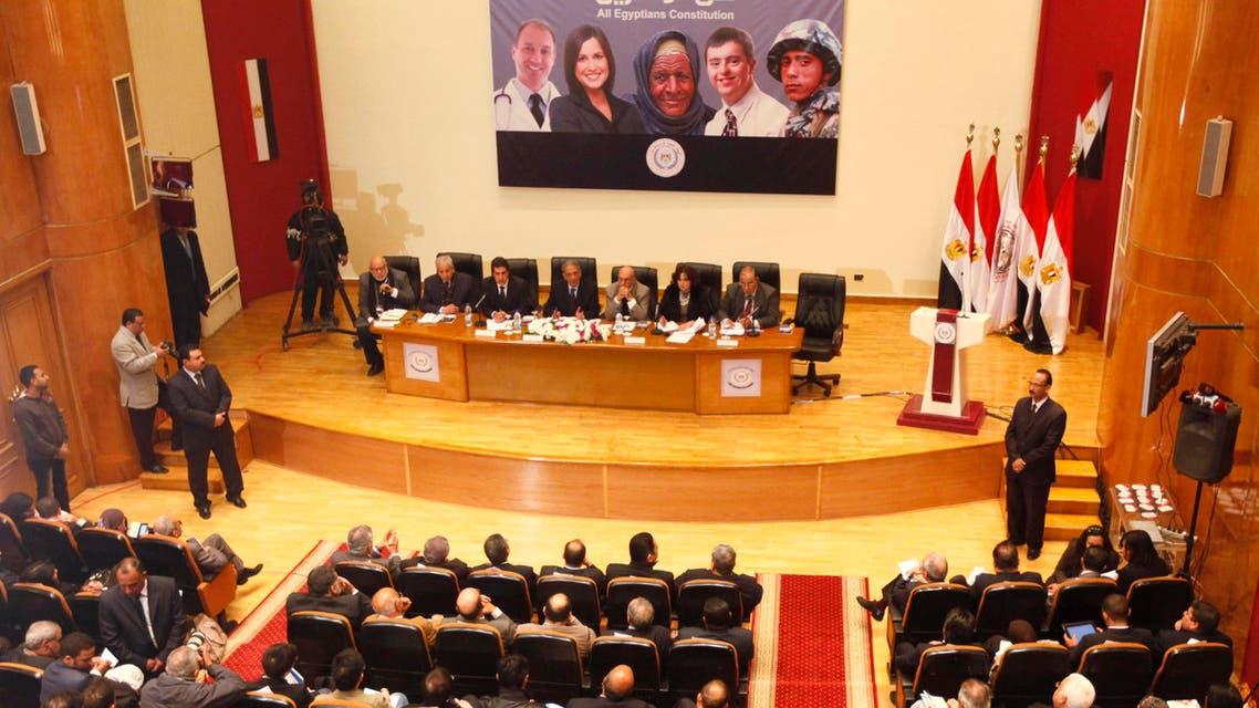 egypt constitution reuters