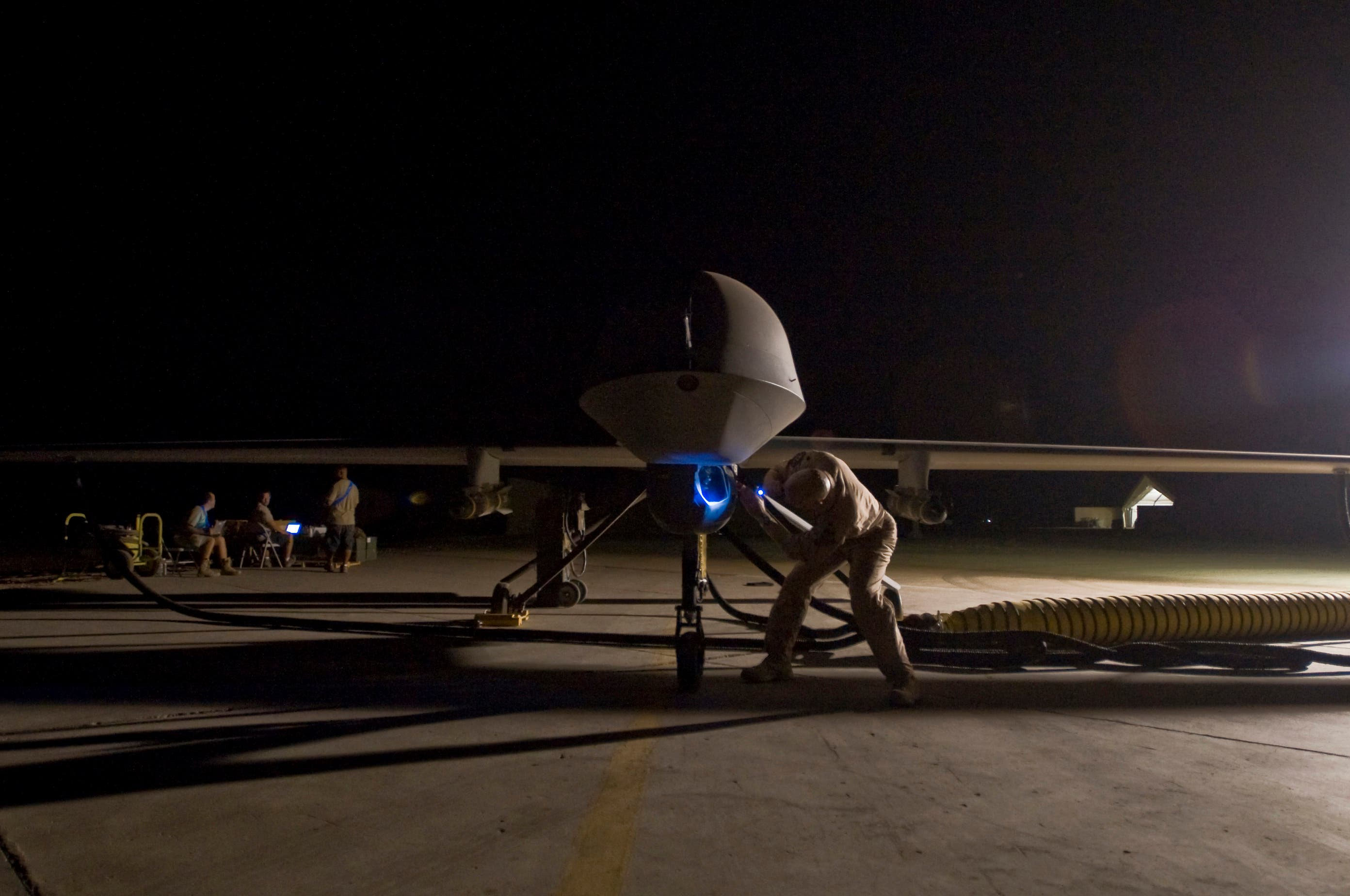 The so-called U.S. 'drone wars' have hit Pakistan, Afghanistan and Yemen. (File photo: Reuters)