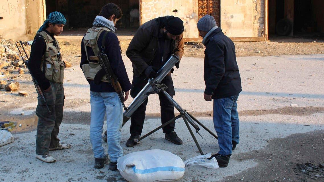 Reuters FSA Syria