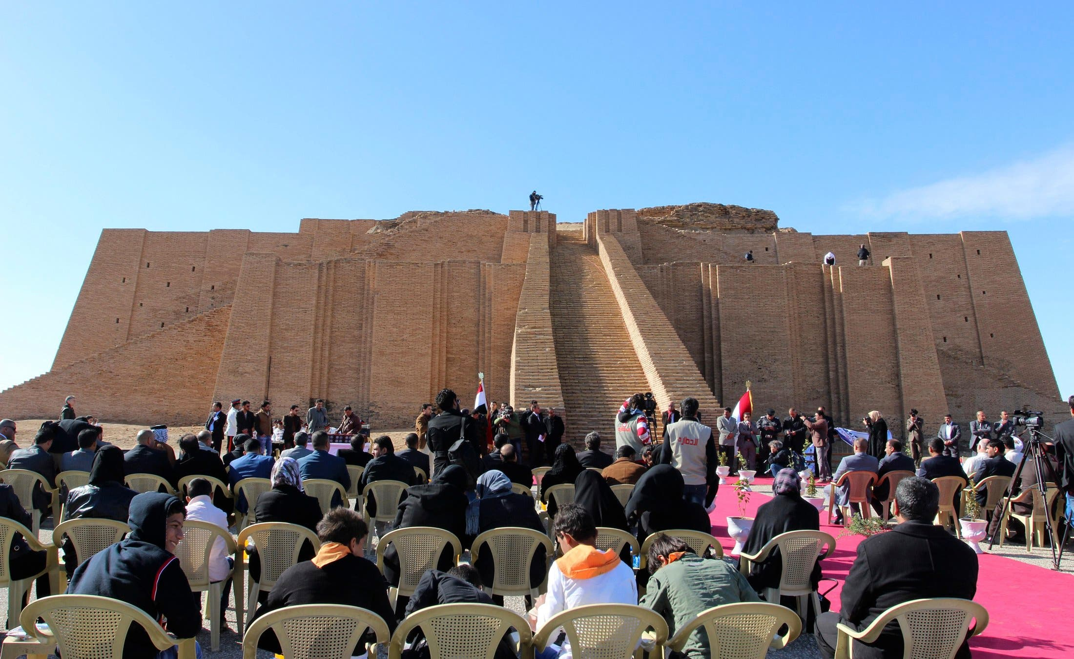 Vatican delegation visits birthplace of Abraham in Iraq
